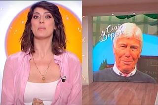 """Elisa Isoardi ricorda Beppe Bigazzi: """"Senza di lui non esisterebbe La prova del cuoco com'è oggi"""""""