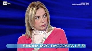 """Simona Izzo: """"Ho mille euro di pensione, senza lavorare non riuscirei a fare nulla"""""""