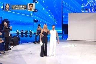 Amici Celebrities, standing ovation per Massimiliano Varrese