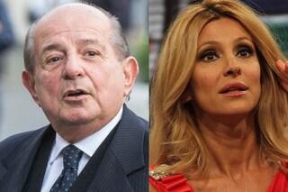 """Giancarlo Magalli su Adriana Volpe: """"Non c'era sintonia tra noi, ho sopportato per 8 anni"""""""