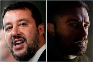 """Sparatoria Trieste, Matteo Salvini replica a Chef Rubio: """"Sei uno stupido, facevi meglio a tacere"""""""