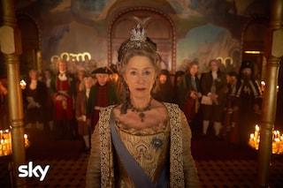 Caterina la Grande: Intrighi, tradimenti e giochi di potere nella nuova serie Sky Original con Helen Mirren