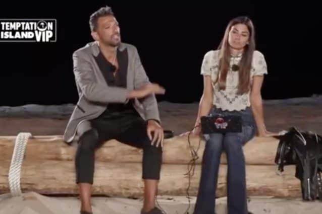 Temptation Island Vip quinta puntata: lite al falò tra Pago e Serena Enardu