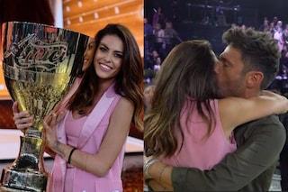 """Pamela Camassa vince Amici Celebrities, le prime parole: """"Dedico la vittoria a Filippo Bisciglia"""""""