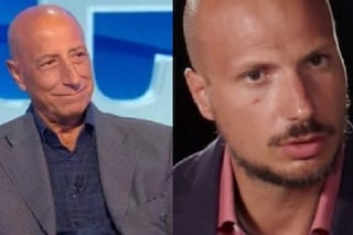 """Temptation Island Vip, Pippo Franco al figlio Gabriele: """"Non preoccuparti di ciò che pensano di te"""""""