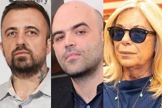 """Rita Dalla Chiesa attacca Chef Rubio e Roberto Saviano: """"Poveracci sul tappeto rosso"""""""