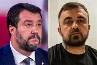 """Matteo Salvini in ospedale, Chef Rubio: """"Mostra il referto, dopo ogni figuraccia ti accade qualcosa"""""""
