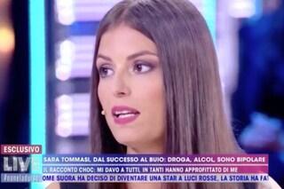 """Sara Tommasi: """"Mi hanno costretto a drogarmi e a girare film porno minacciando di uccidermi"""""""