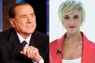 """Nadia Toffa grata a Berlusconi: """"Fu lui a farmi trasferire con l'elicottero quando ebbi il malore"""""""