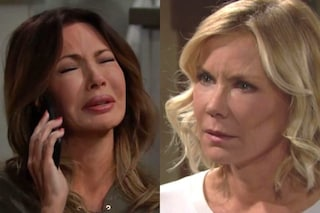 Beautiful, anticipazioni 27 ottobre - 2 novembre: Taylor implora Brooke di non denunciarla