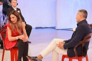 """Riccardo Guarnieri ha chiesto a Ida Platano di sposarlo, lei gelida: """"Non so più cosa provo"""""""
