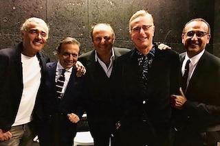 Conti, Bonolis, Giletti, Chiambretti e Scotti insieme per Adriano, il nuovo show di Celentano