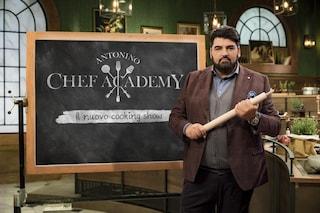 Come sarà Antonino Chef Academy, il nuovo cooking show di Sky con Antonino Cannavacciuolo