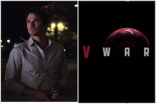 Ian Somerhalder in V Wars la nuova serie Netflix sui vampiri, ma stavolta non sarà uno di loro