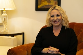 "Antonella Clerici: ""Stanca del trash in tv. No a La prova del cuoco, vorrei format di cucina bio"""