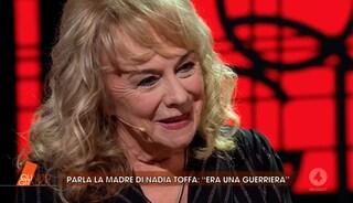 """Margherita, la mamma di Nadia Toffa la ricorda con orgoglio: """"Sapeva che sarebbe finita così"""""""