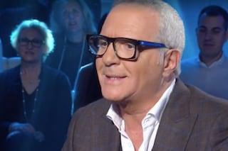 """Giorgio Panariello: """"Sono cresciuto con i miei nonni, ma non ho rancore verso i miei genitori"""""""