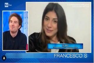 """Francesco Sole parla della sua storia d'amore con Giulia Cavaglià: """"L'ho vista e doveva essere mia"""""""