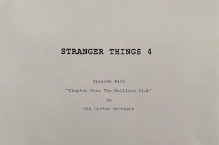 Stranger Things 4, il primo episodio è The Hellfire Club che omaggia la saga degli X Men