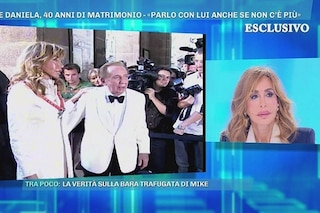 """Daniela Zuccoli, 10 anni senza Mike Bongiorno: """"Prima di morire fece un discorso profetico"""""""