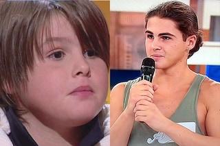"""Alioscia Grossi, da bambino prodigio a """"Chi ha incastrato Peter Pan"""" a ballerino di Amici 19"""