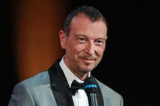 """Amadeus: """"Altro Festival sostituirà il DopoFestival, andrà in onda solo su RaiPlay"""""""