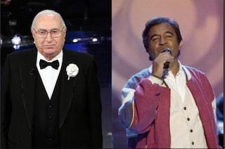 """Morto Fred Bongusto, Pippo Baudo: """"Grande cantante, sarebbe giusto ricordarlo a Sanremo"""""""