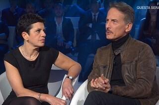"""Cesare Bocci e l'ictus di Daniela Spada: """"Un medico stron** lo scambiò per una crisi di nervi"""""""