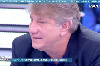 """Roberto Brunetti fuori dal carcere, Er Patata a Barbara d'Urso: """"Ora voglio ripartire"""""""