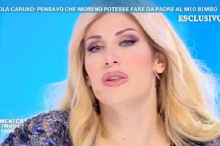 """Paola Caruso contro l'ex Moreno Merlo: """"Mi registrava di nascosto, l'ho denunciato"""""""