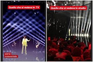 X Factor 13: Gianna Nannini si esibisce nella prima performance olografica d'Europa