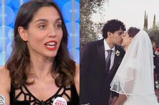 """Cristiana Dell'Anna, da Gomorra al matrimonio con Emanuele Scamardella: """"È durato tre giorni"""""""