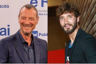"""Freccero: """"Forse Stefano De Martino a Sanremo"""", ma Amadeus esclude il ritorno di Belén"""