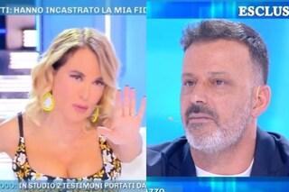 """Barbara D'Urso litiga con Kikò Nalli: """"Non polemizzare, non faccio audience grazie a te"""""""