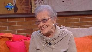 Morta Elda Lanza, prima presentatrice televisiva italiana