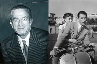 La storia di Enrico Piaggio e della Vespa, icona dell'Italia nel mondo grazie al film Vacanze Romane