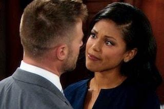 Beautiful, anticipazioni 17 - 23 novembre: è finita tra Maya e Rick, i due stanno divorziando