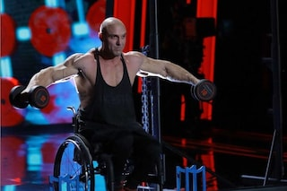 """Tu sì que vales, la storia del culturista in sedia a rotelle Gabriele Andriulli: """"Accolgo il dolore"""""""