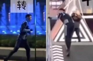 L'ultimo video di Godfrey Gao poco prima di morire nel reality show Chase Me