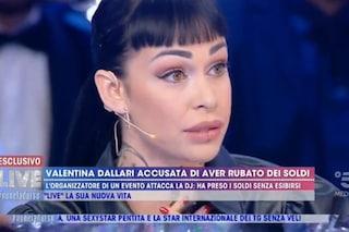 """Valentina Dallari accusata di avere rubato: """"Volevano suonassi in una cantina con la muffa"""""""