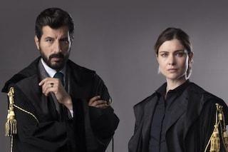 ll Processo chiude in anticipo per ascolti bassi, Mediaset boccia la fiction dopo un solo episodio