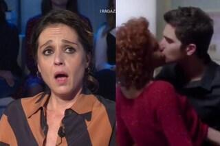 """Vanessa Scalera su """"Imma Tataranni"""": """"Il bacio con Alessio Lapice? Rifatto 5 volte, che sacrificio!"""""""
