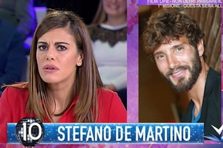 """Bianca Guaccero e i presunti ritocchi di Stefano De Martino: """"Gli ex di Belén si assomigliano tutti"""""""