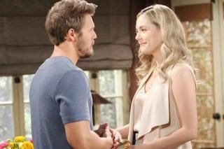 Beautiful, anticipazioni 24 - 30 novembre: la figlia di Liam e Hope si chiamerà Beth