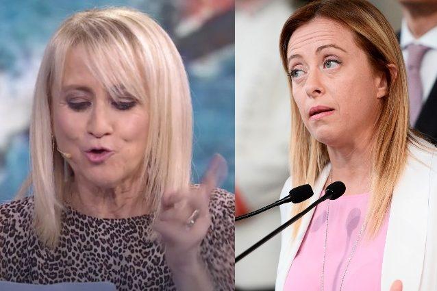 Luciana Littizzetto a Che Tempo che Fa, puntata del 10 novembre 2019