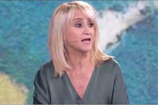 """Luciana Littizzetto: """"L'opposizione non ha applaudito Liliana Segre, il razzismo non si discute"""""""