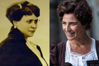 Luisa Spagnoli, la fiction di Rai1 celebra l'imprenditrice che creò i baci Perugina