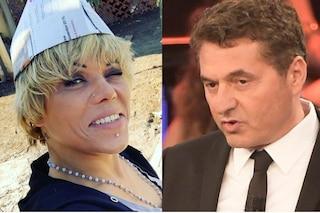 """Floriana Secondi: """"Ho avuto un flirt con Teo Mammucari. Perché no? Non mi vergogno"""""""