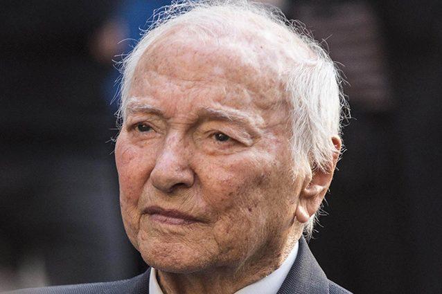 Piero Angela ricoverato all'ospedale a Roma