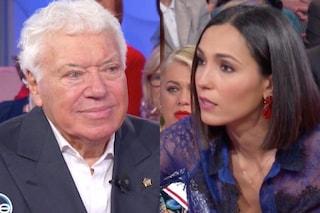 """Nicola Pietrangeli: """"Mi chiamano vecchio pedofilo"""", Caterina Balivo interviene"""